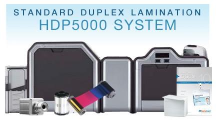 Standard Duplex HD Laminating ID Card System