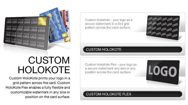 Magicard 600 Electronic Custom HoloKote