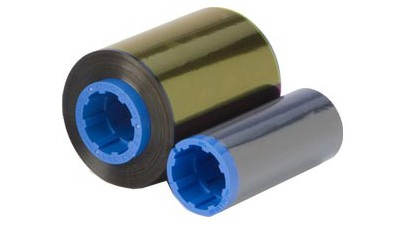 Zebra Black Ribbon Cartridge - P210i - 500 P
