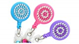Rhinestone Fashion Badge Reels - Pack of 25