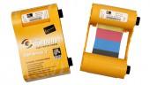 Zebra YMCKOK ZXP Series 3 Color Ribbon - 165 Prints