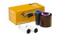 Zebra IX Series YMCK Ribbon - 750 Prints - ZXP 7