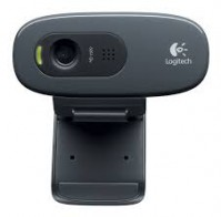 Logitech C270 ID Card Camera