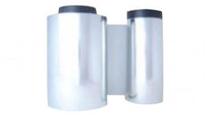 Fargo Metallic Silver Resin Ribbon - 1000 Prints
