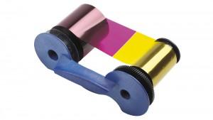 Datacard YMCK-KT Ribbon - Magna - 110 Prints
