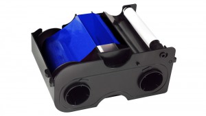 Fargo Blue Ribbon Cartridge DTC400 - 1000 Prints