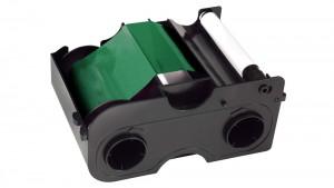 Fargo Green Ribbon Cartridge - 1000 Prints