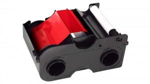 Fargo Red Ribbon Cartridge DTC400 - 1000 Prints
