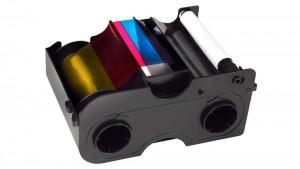 Fargo 45000 YMCKO Color Ribbon - 250 Prints