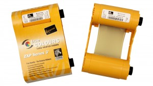 Zebra Gold ZXP Series 3 Ribbon - 1000 Prints