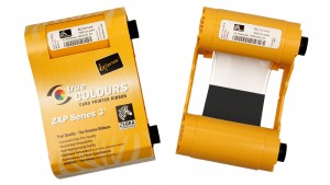 Zebra KrO ZXP Series 3 Ribbon - 500 Prints