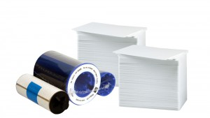 Printer Resupply Pack - 800015-440 Ribbon & PVC Cards