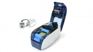 Zebra Card Sense Single Card Feeder Kit for P110m, P110i, or P120i