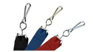 "Non-breakaway 3/4"" Flat Lanyards – Pack of 100"