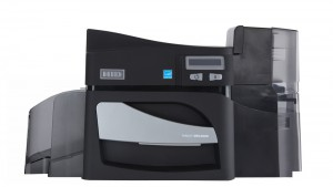 Fargo DTC4500e Single-Sided ID Card Printer
