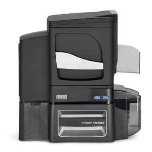 Fargo DTC1500 Dual-Sided ID Card Printer