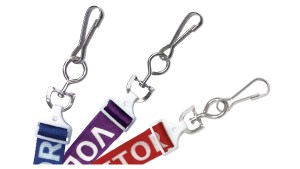 "Pre-printed 5/8"" Breakaway Lanyards – Pack of 100"