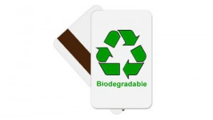 Recycled PVC HiCo Magnetic Stripe Cards - 500