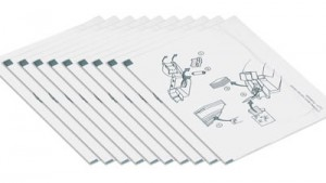 Datacard Adhesive Cleaning Cards
