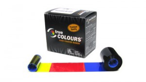 Zebra Color Ribbon YMCK - 250 prints