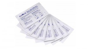 Evolis Primacy & Zenius Adhesive Card Cleaning Kit, Printer Cleaning Kit
