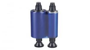 Evolis Primacy & Zenius RCT012 Blue Monochrome Ribbon