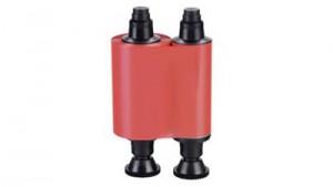 Evolis Primacy & Zenius RCT013 Red Monochrome Ribbon