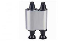 Evolis Primacy & Zenius RCT017 Metallic Silver Monochrome Ribbon