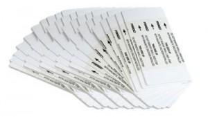 Fargo Cleaning Cards - Fargo/Persona - 50
