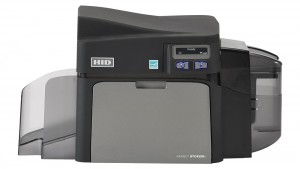 Fargo DTC4250e Single-Sided ID Card Printer