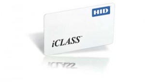 HID i-Class Card without Proximity
