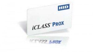 HID i-Class Proximity Cards