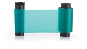 Magicard Green Ribbon LC3 - 1000 Prints