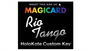 Magicard Custom Key for Rio and Tango Card Printers