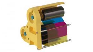 Magicard YMCKK 5 Panel Dye Film Color/Black - 750 Prints