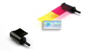 Nisca YMCKO2 Ribbon - 250 Prints