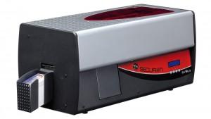Evolis Securion ID Card Printer SEC101RBH-M