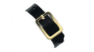 Genuine Leather Luggage Strap - 100