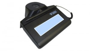 ID Gem 1x5 LCD Fingerprint and Signature Capture w/ Optical Capture