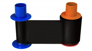 Fargo Eco Premium Resin Black Monochrome Ribbon – 3000 Prints