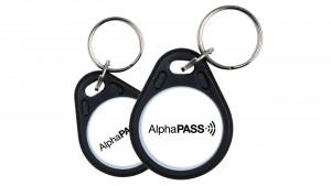 AlphaPass Proximity Key Fob