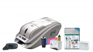 IDP Smart 50 ID Card Printer System