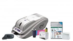 IDP Smart 50 ID Card Printer System