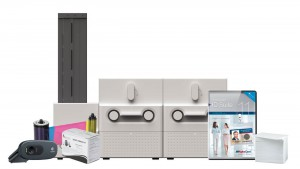 IDP Smart 70 Laminating ID Card Printer System