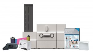 IDP Smart 70 ID Card Printer System