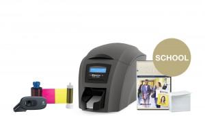 AlphaCard School ID PRO 500 System