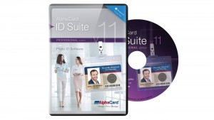 AlphaCard ID Suite Professional v.11 Software