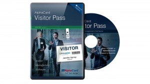 AlphaCard Visitor Pass Entry Software