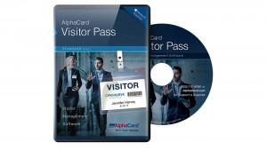 AlphaCard Visitor Pass Standard Software