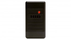 HID 6005 ProxPoint Plus Black Card Reader